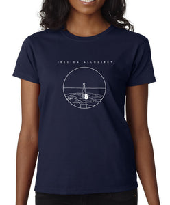 Women's T-Shirt (Navy)