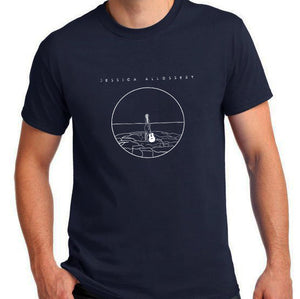Men's T-Shirt (Navy)
