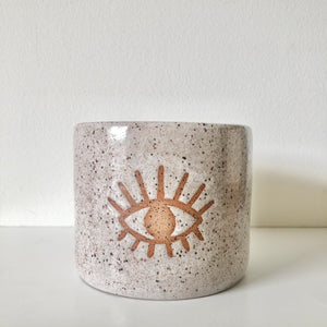 Third Eye Tall Planter
