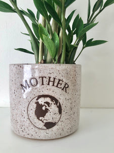 Mother Earth Planter