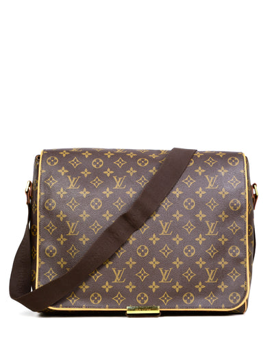 Louis Vuitton Monogram Abbesses Messenger Bag