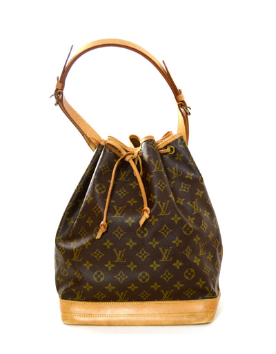 Louis Vuitton Monogram Noe Bucket Bag