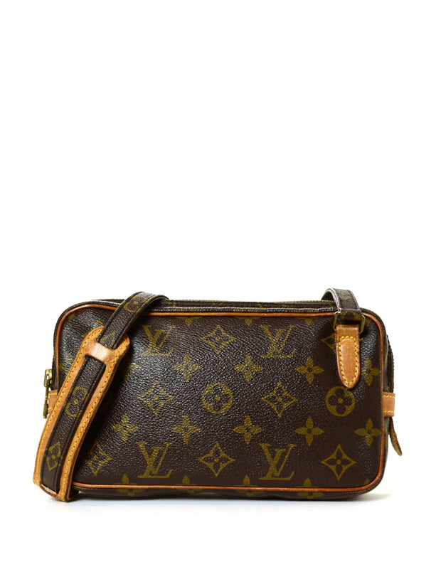 Louis Vuitton Monogram Marly Bandouliere Crossbody