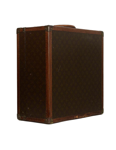 Louis Vuitton Vintage Monogram Square Trunk
