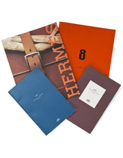 Hermes Men's Tie Booklets & Magazines