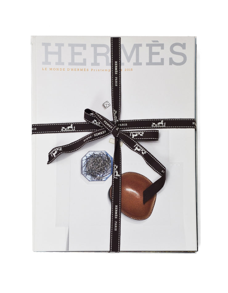 Hermes Set of Four Magazines