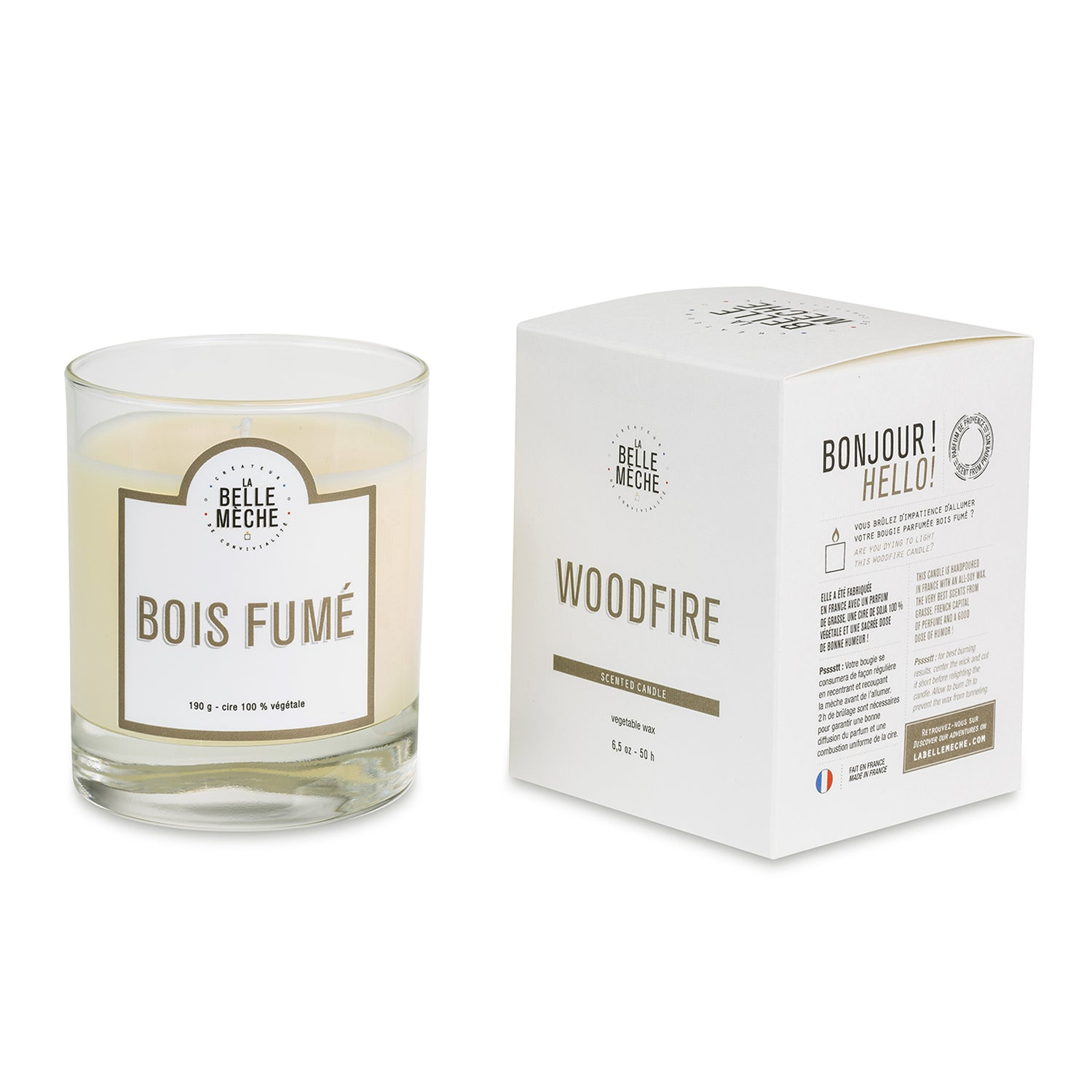 Woodfire (Bois Fumé) Candle