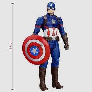 Hasbro Captain America Limited Edition Titan Series Avenger 12 Inch Action Figure