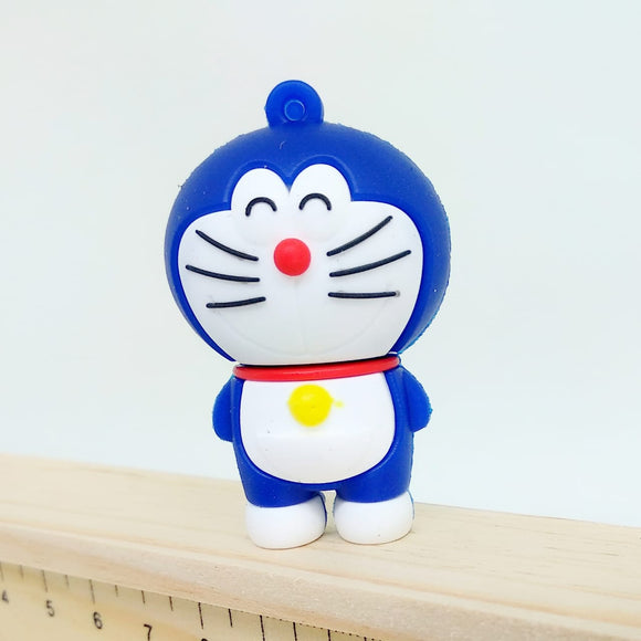 Doraemon Shaped 8 GB pen drive with USB 2.0