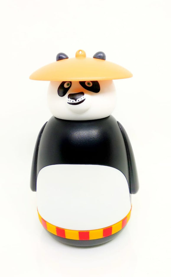 Kung Fu Panda Shaped Water Bottle