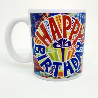 Happy Birthday Coffee Mug online in India at lowest price