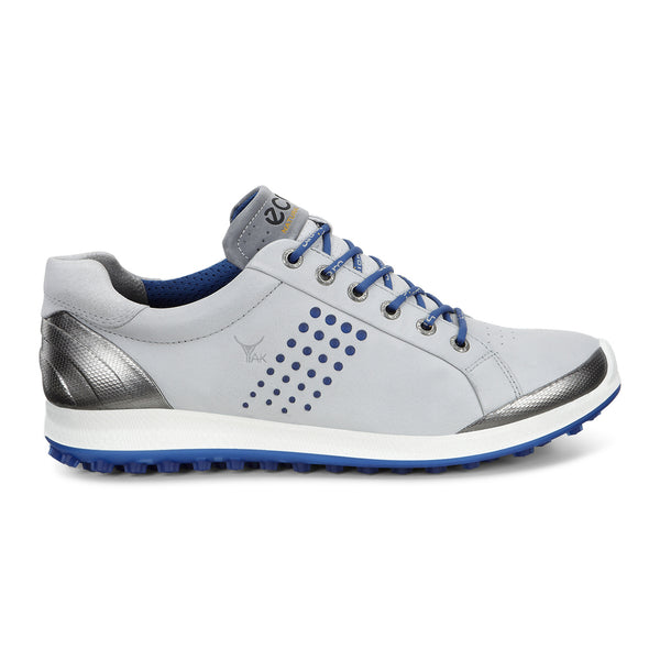 Ecco Mens Golf Biom Hybrid 2 (Concrete/Royal)