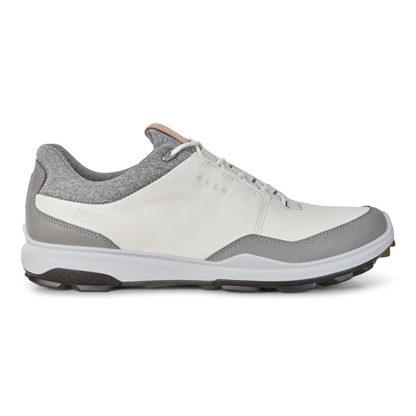 Ecco Mens Golf Biom Hybrid 3 (White/Grey)