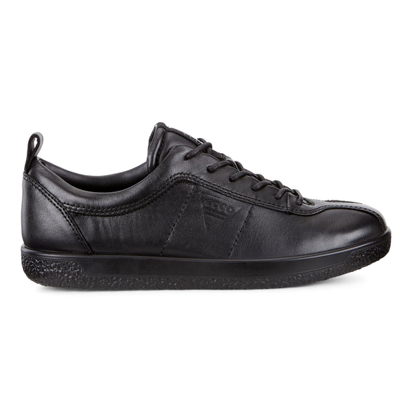 Ecco Womens Soft 1 (Black)