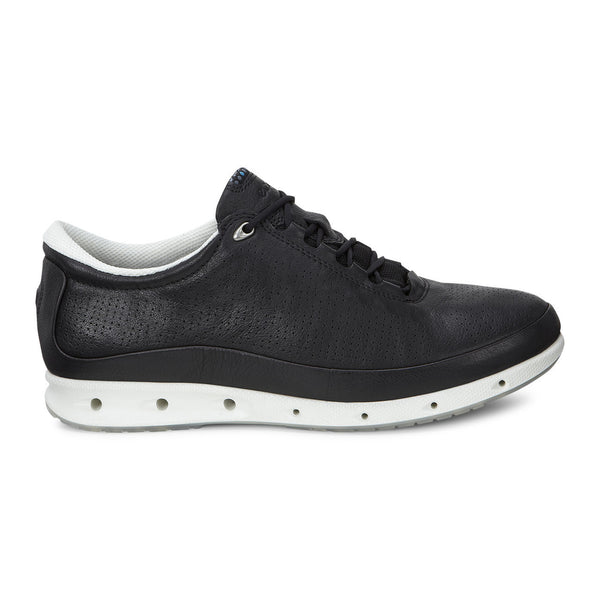 Ecco Womens Cool Sneaker (Black/White)