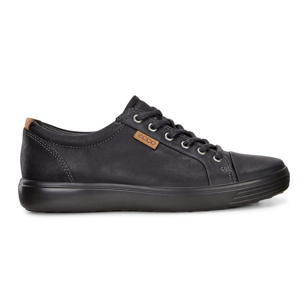 Mens - Ecco Soft 7 - Black / Black