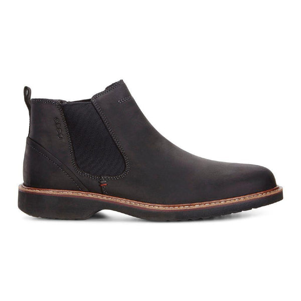 Ecco Mens Ian Boot (Black)