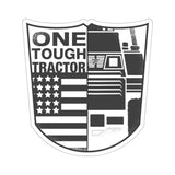 One Tough Tractor Sticker