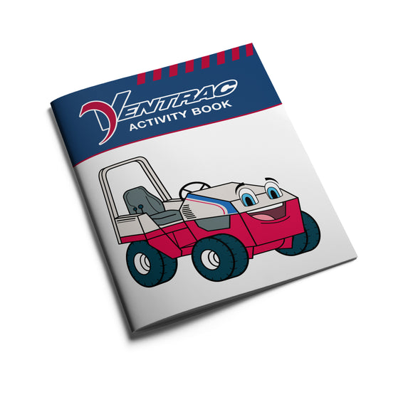 Ventrac Kid's Activity Book