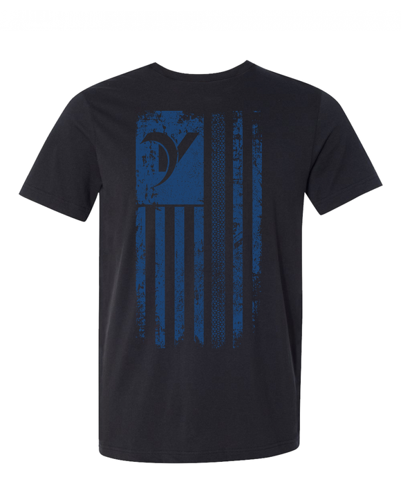 Flag Design Ventrac T-shirt