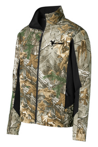 J318C Ventrac Camo Soft Shell Jacket