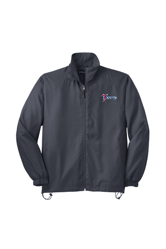 JST70 Ventrac Full-Zip Wind Jacket