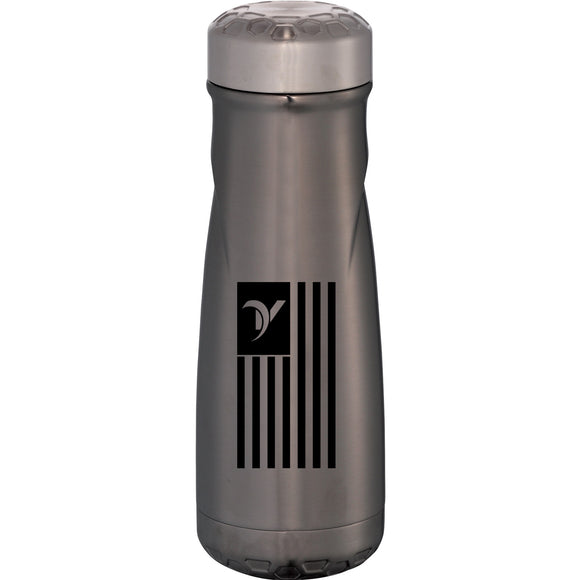 Stainless Flag Water Bottle
