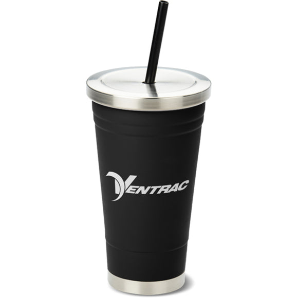 Ventrac Tumbler with Straw