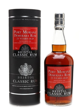 Port Morant Demerara rum 1990 25 Year Old (Bristol Spirits)