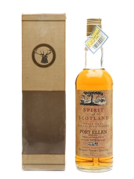 Port Ellen 1979 Spirit of Scotland (Gordon & MacPhail)