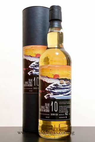 Islay Single Malt 10 Year Old (M&E Drinks 1st Release)