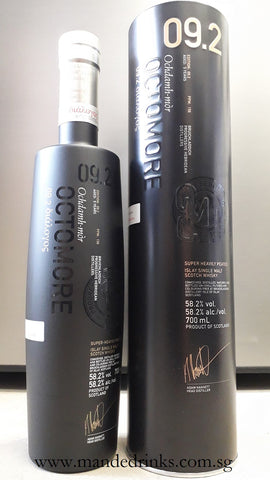 Octomore 09.2 (2018 Release)