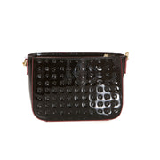 Arcadia Black Lorenzo Cross Body Handbag