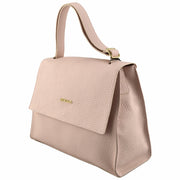Giordano Rosa pink leather handbag.