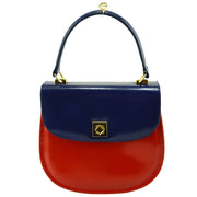 Giordano Blue / Red Ashley Handbag.
