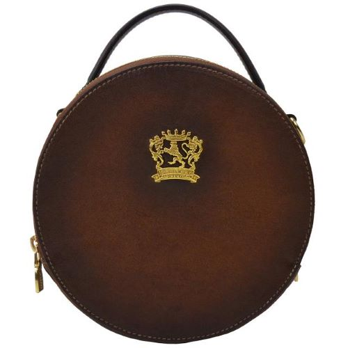 Brown Troghi Pratesi Leather handbag