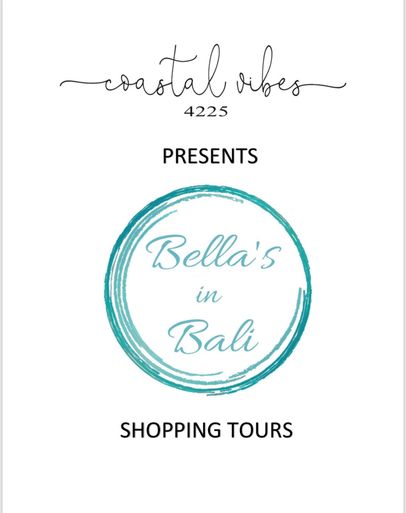 Bella's in Bali Shopping Tour