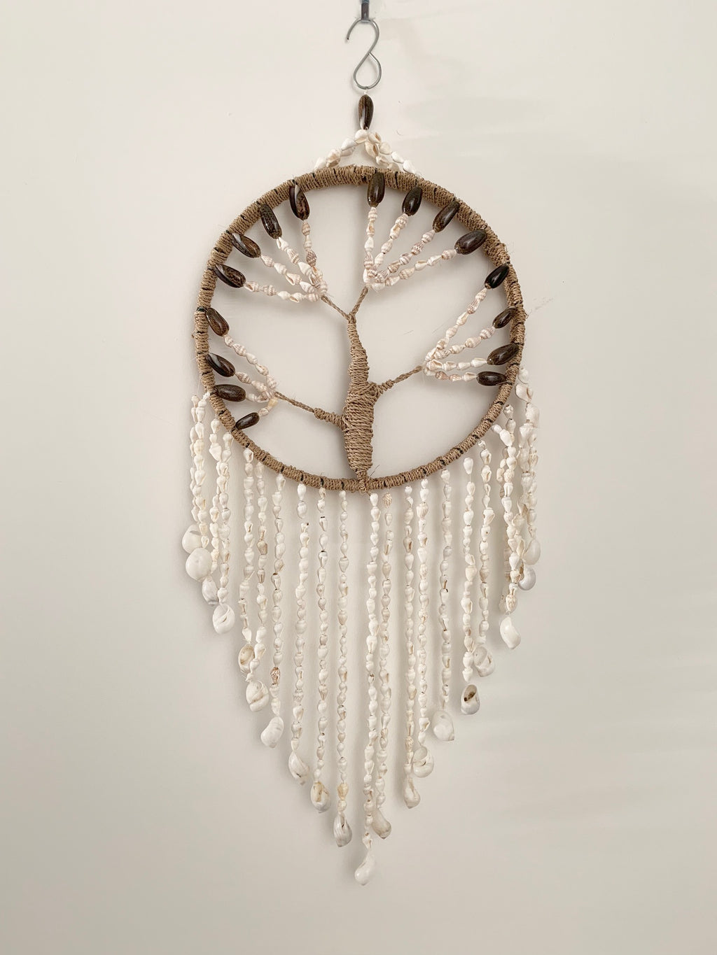 Tree Shell Hanging