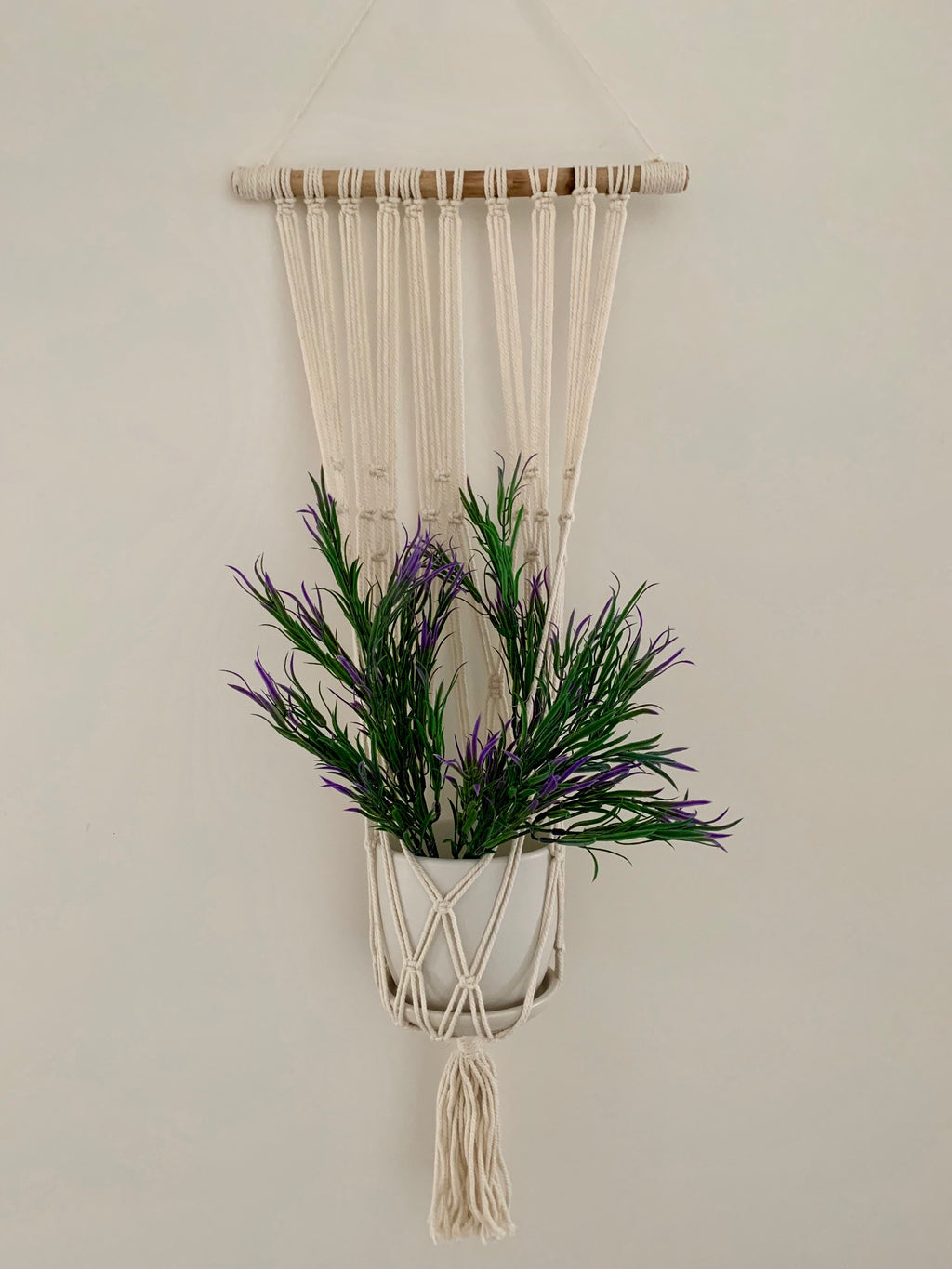 Molly Macrame Planter
