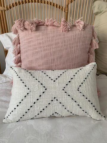 Chloe Blush Cushion