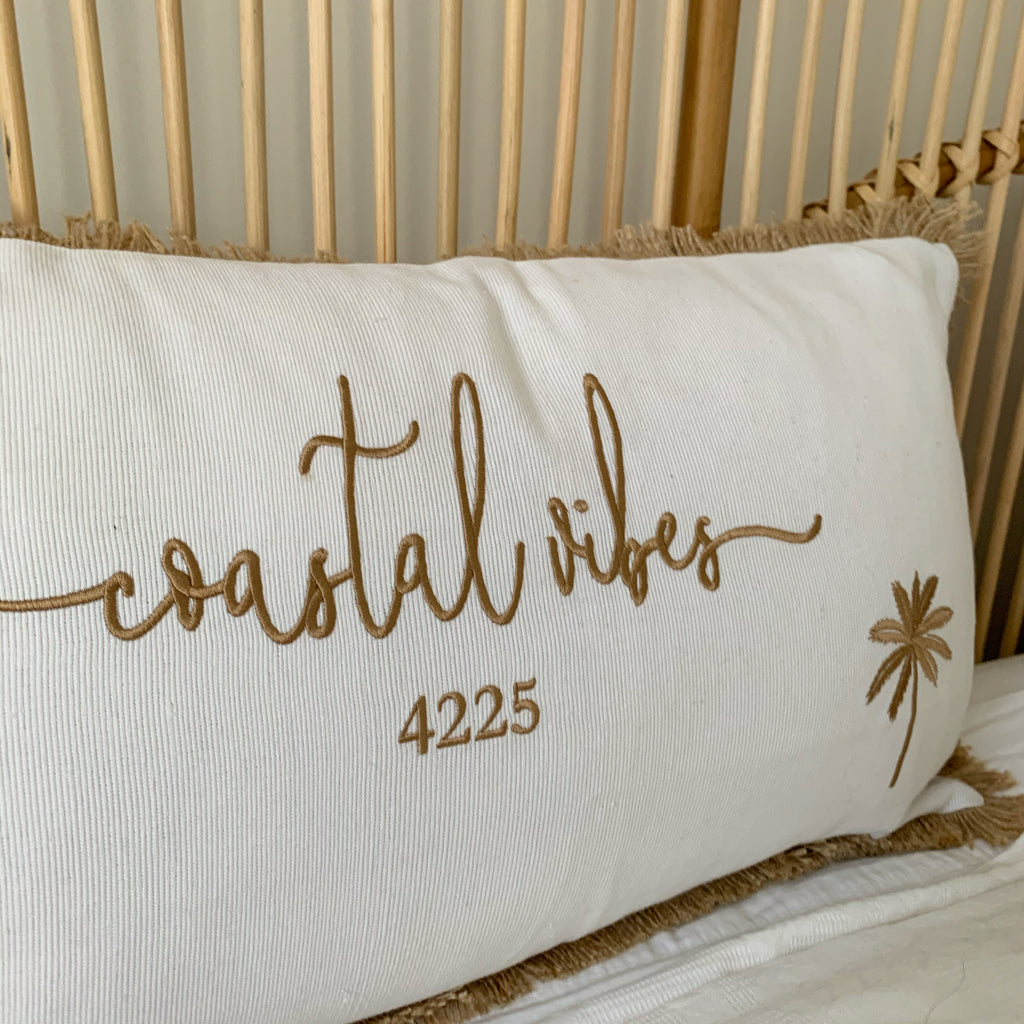 Coastal Vibes Cushion