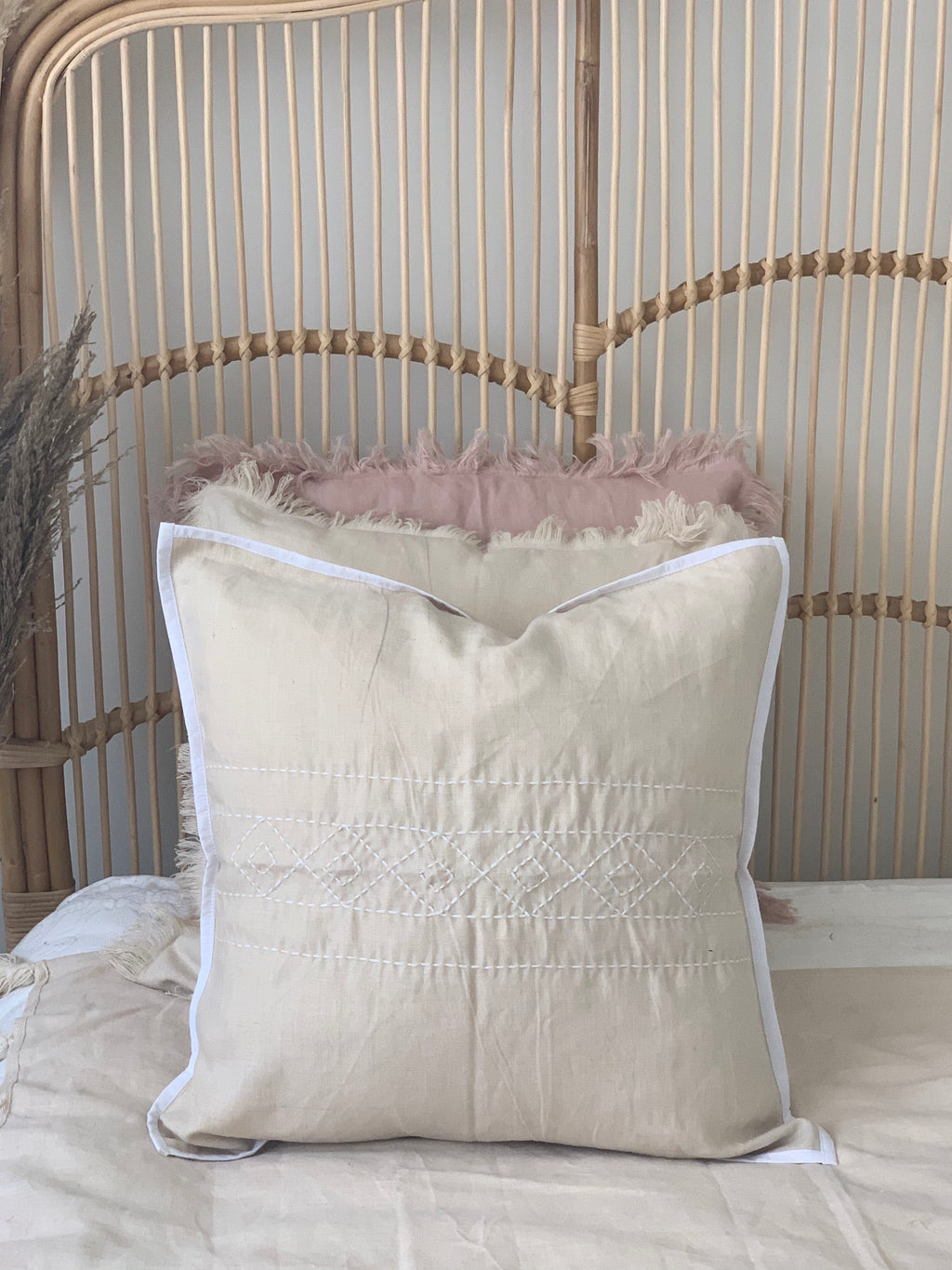 Hannah Cream Cushion