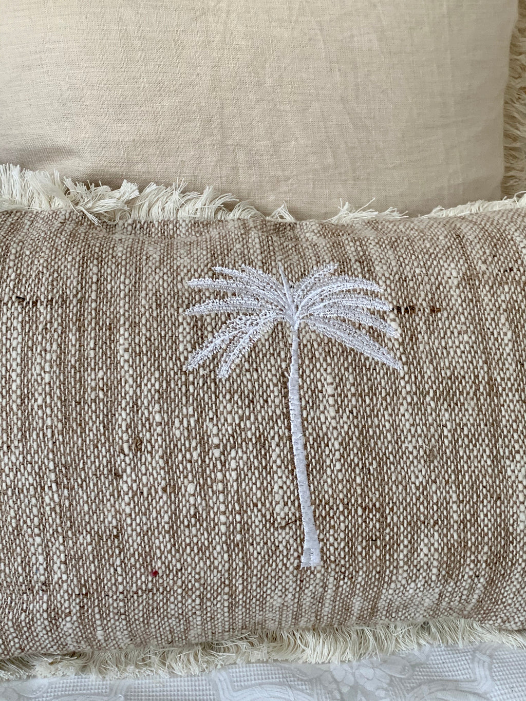 Laela Palm Lumbar Cushion