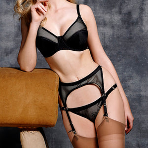 The Evie Suspender