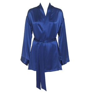 The DiDi Silk Robe