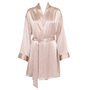 The Mai Silk Robe