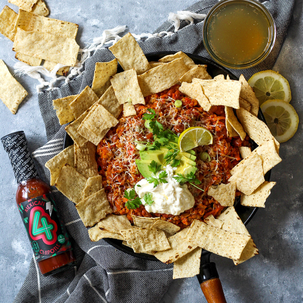 Culley's Chipotle Nachos