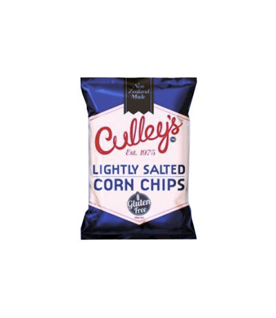Culley's Lightly Salted Corn Chips 200g Bag