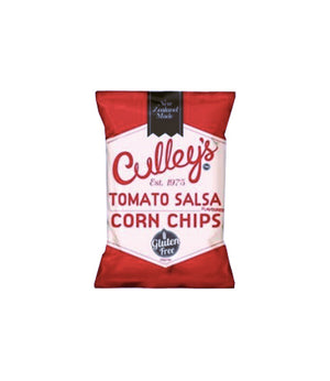 Culley's Tomato Salsa Corn Chips 200g Bag