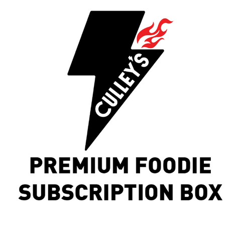 Culley's Premium Foodie Subscription box